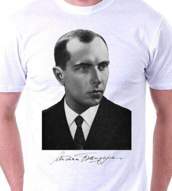 "Футболка ""Степан Бандера 03"""