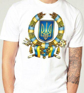"""Футболка """"UA"""""""