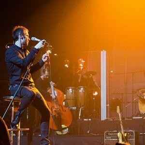 Концерт проекту «Вночі» Святослава Вакарчука (Київ, 18.03.15)