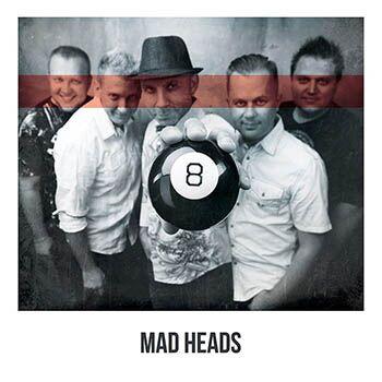 Mad Heads – 8 (Альбом)