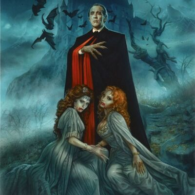 Брем Стокер – Дракула