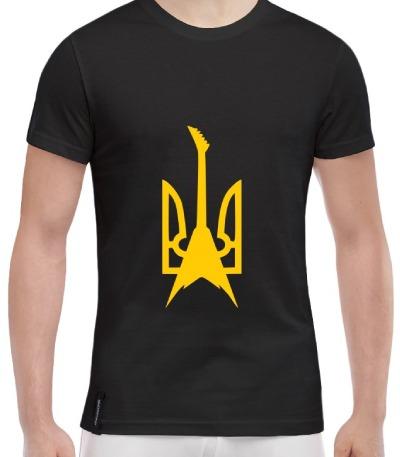 Футболка Рок-герб