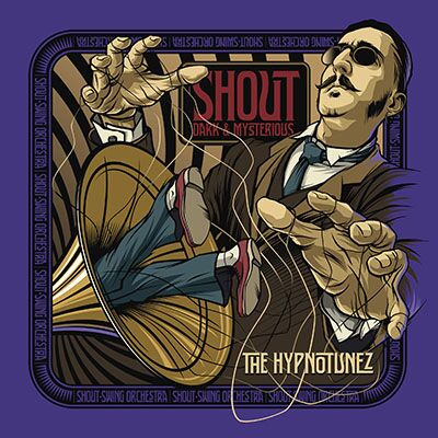 The Hypnotunez – Shout. Dark & Mysterious