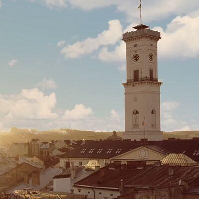 У місті з назвою Львів