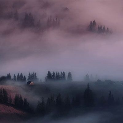 Maria Nikulina – Розійдися, туманочку