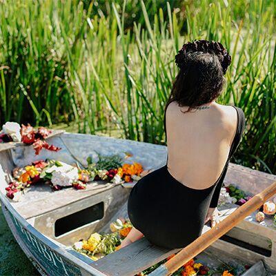 Лев Ременєв – Самотня жінка